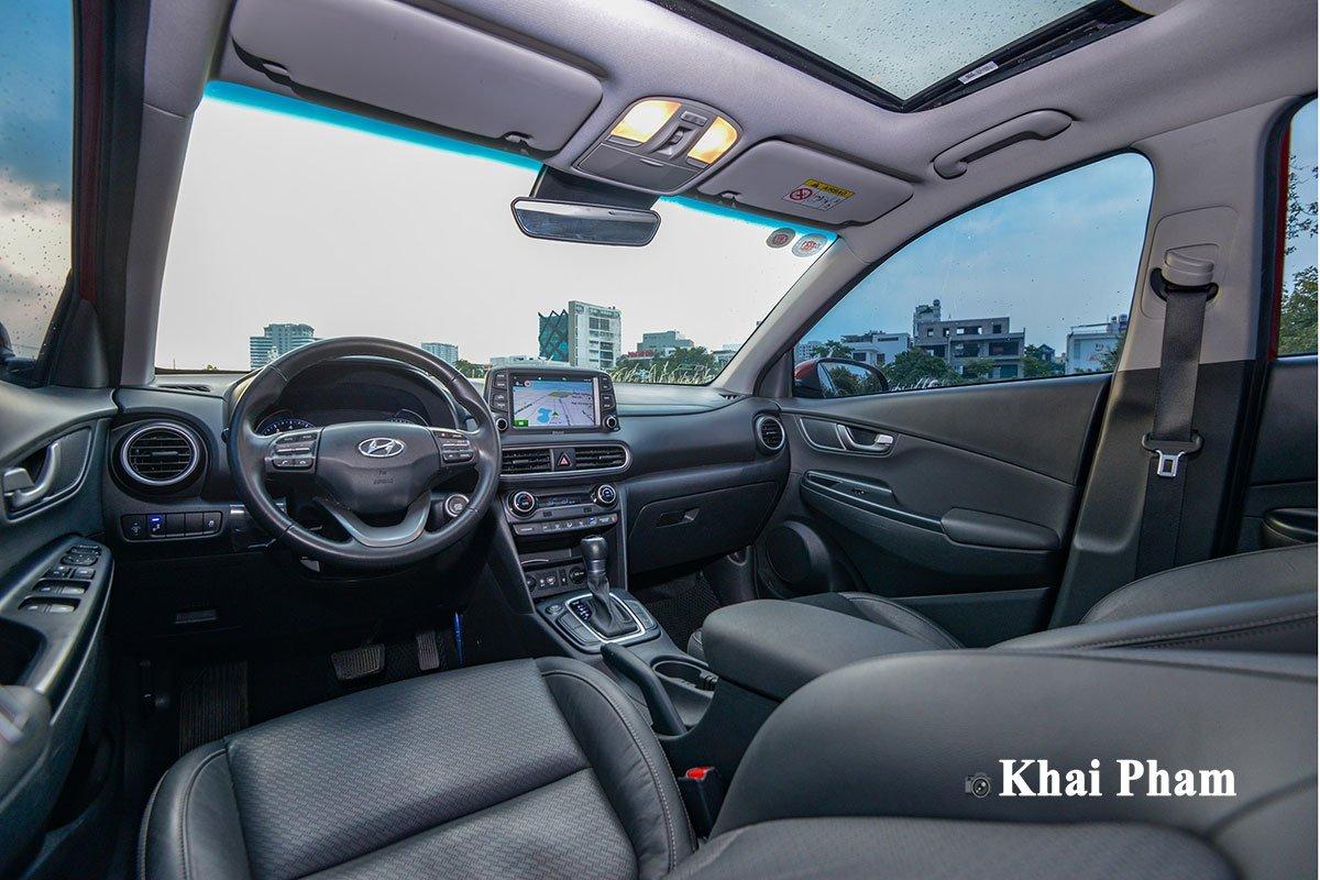 Trải nghiệm Hyundai Kona - SUV năng động dành cho giới trẻ a10