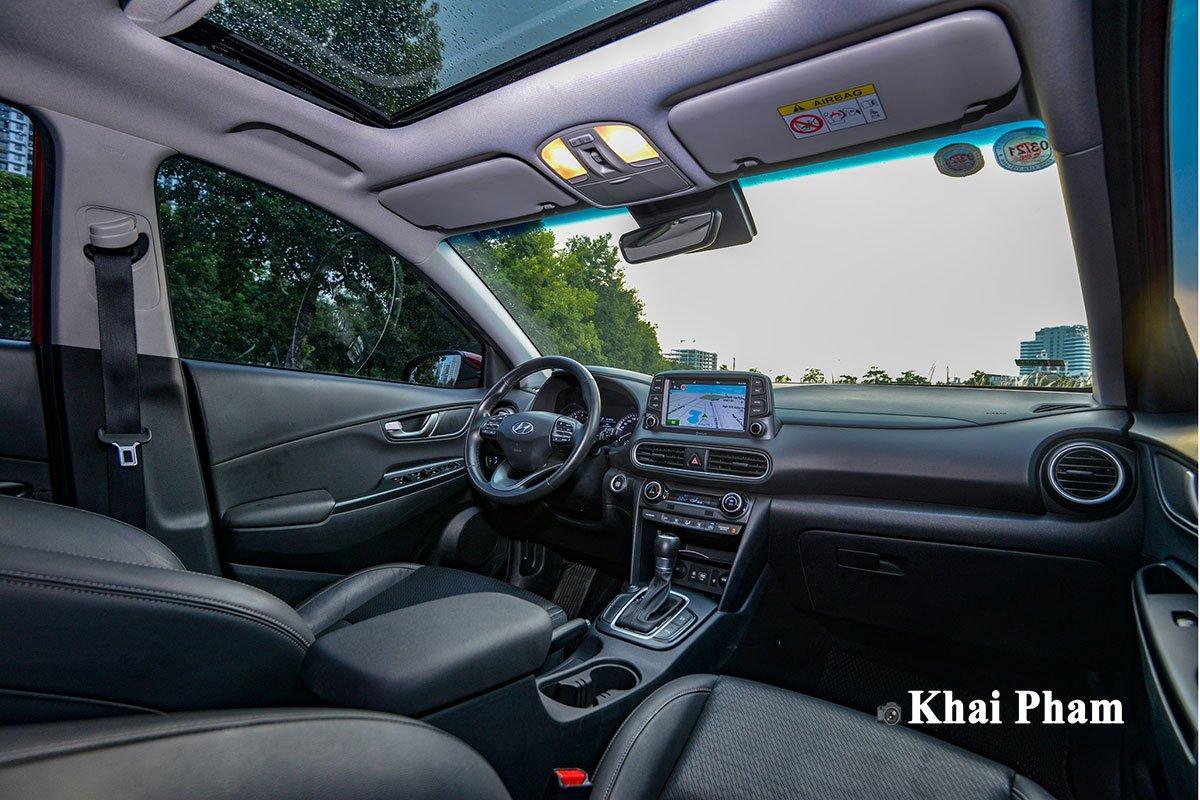 Trải nghiệm Hyundai Kona - SUV năng động dành cho giới trẻ a5