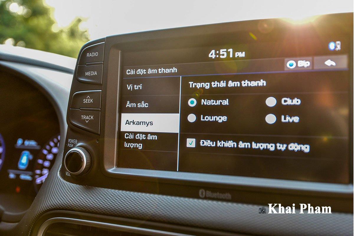 Trải nghiệm Hyundai Kona - SUV năng động dành cho giới trẻ a8