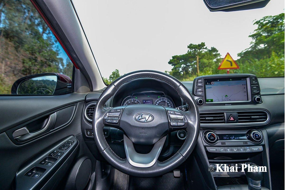 Trải nghiệm Hyundai Kona - SUV năng động dành cho giới trẻ a7