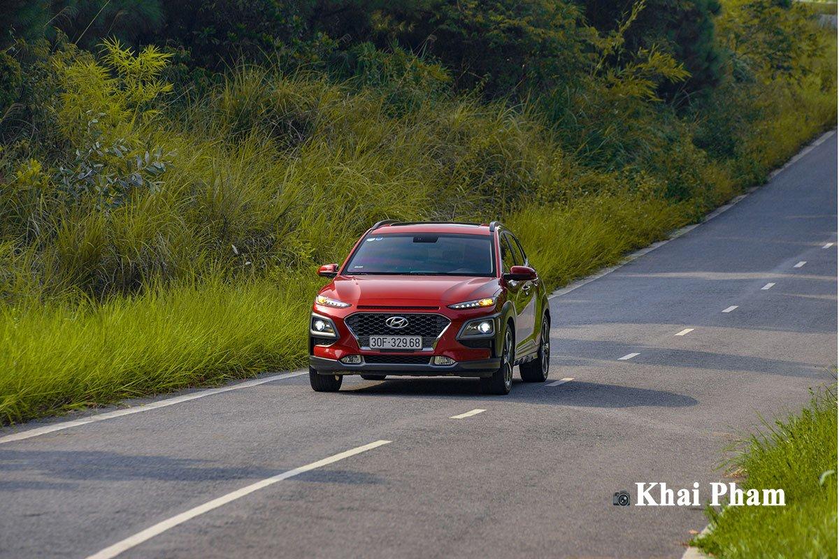 Trải nghiệm Hyundai Kona - SUV năng động dành cho giới trẻ a11