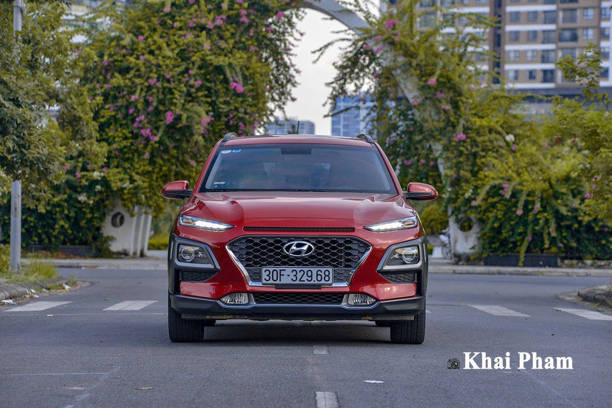 Trải nghiệm Hyundai Kona - SUV năng động dành cho giới trẻ a2