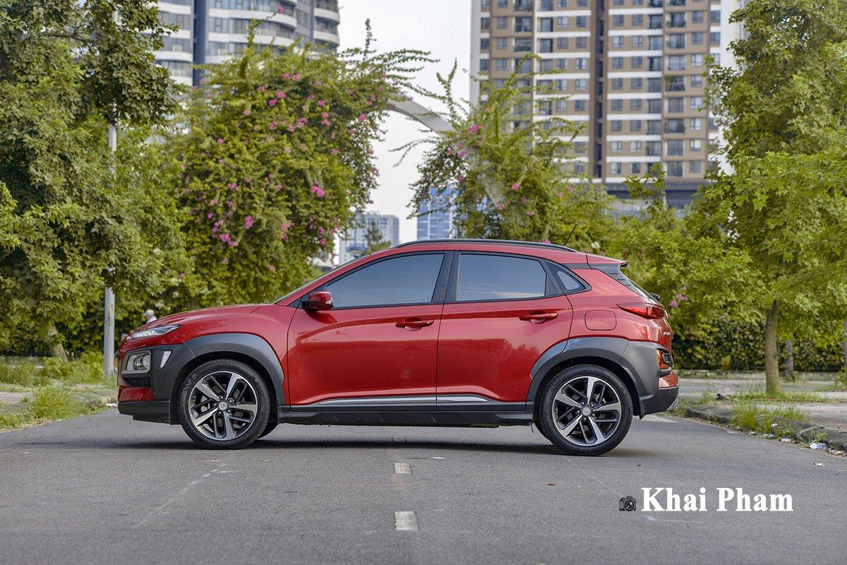 Trải nghiệm Hyundai Kona - SUV năng động dành cho giới trẻ a3