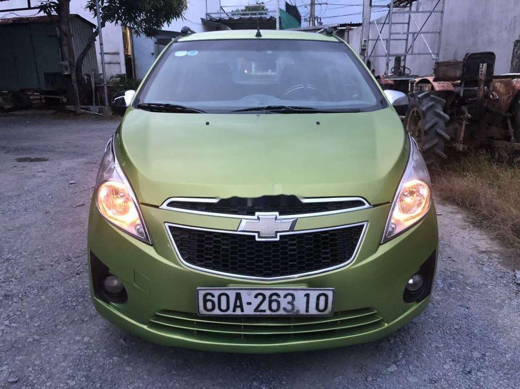 Cần bán xe Chevrolet Spark năm 2012 còn mới (1)