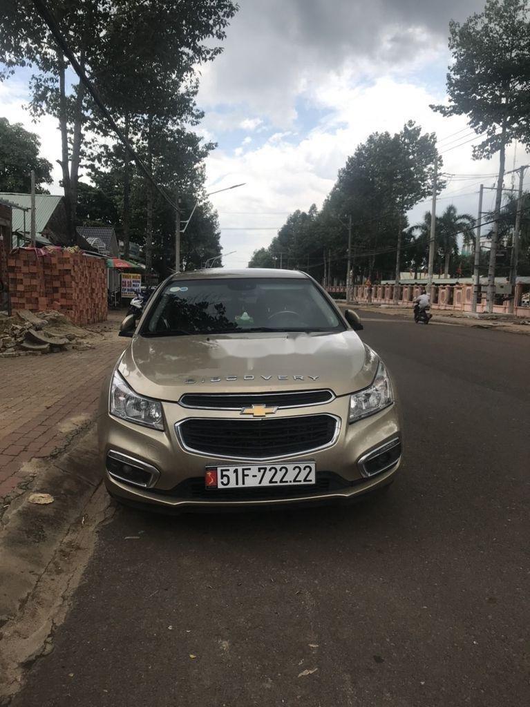 Bán Chevrolet Cruze năm sản xuất 2017, nhập khẩu nguyên chiếc còn mới, giá 370tr (1)