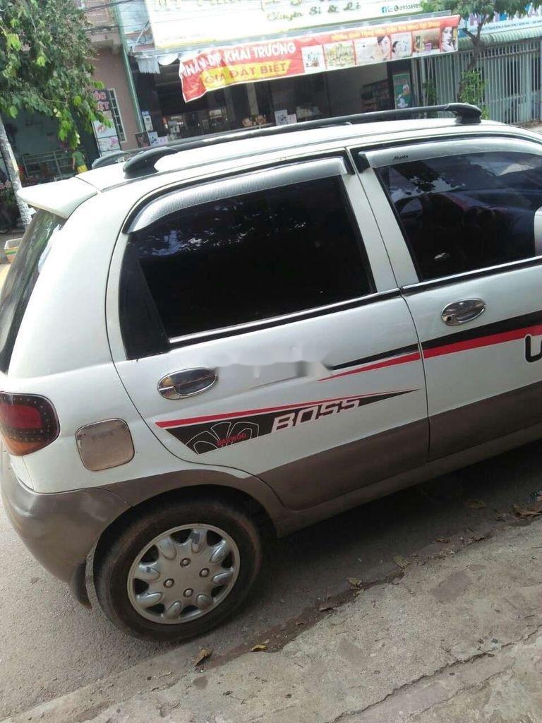 Cần bán lại xe Daewoo Matiz 2000, màu trắng, nhập khẩu nguyên chiếc, giá 57tr (1)