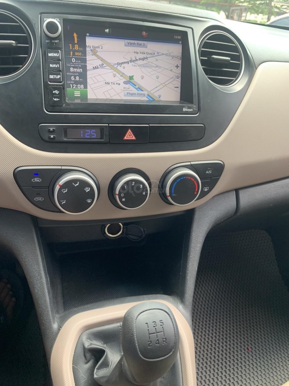 Cần bán xe Hyundai Grand i10 MT 1.0, sản xuất năm 2016 (8)