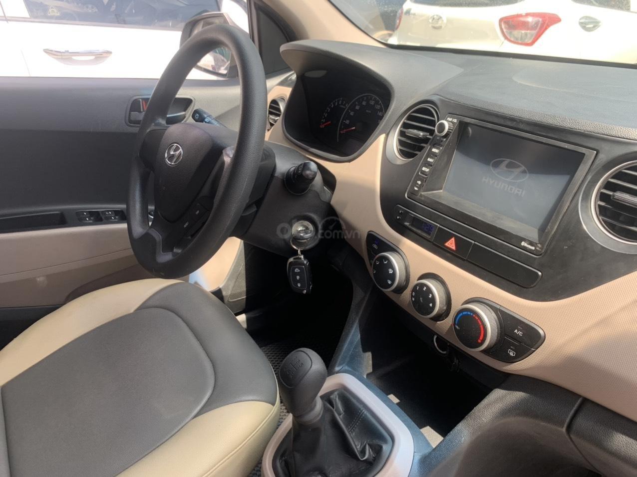 Cần bán xe Hyundai Grand i10 MT 1.0, sản xuất năm 2016 (7)
