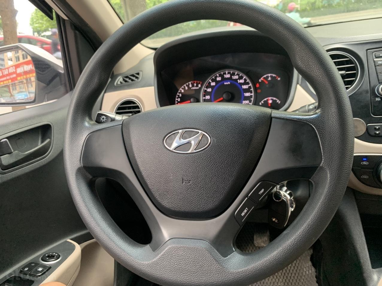 Cần bán xe Hyundai Grand i10 MT 1.0, sản xuất năm 2016 (9)