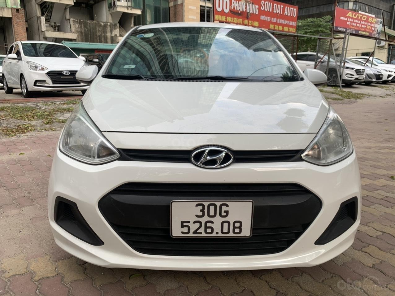 Cần bán xe Hyundai Grand i10 MT 1.0, sản xuất năm 2016 (1)
