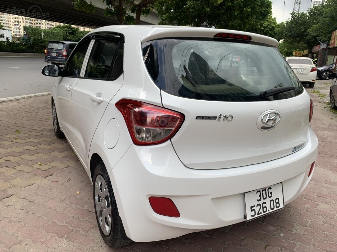 Cần bán xe Hyundai Grand i10 MT 1.0, sản xuất năm 2016 (5)