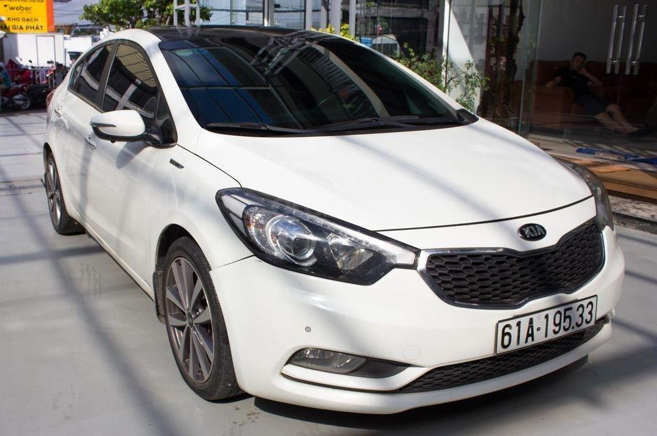 Bán Kia K3 1.6AT sx 2014 xe đẹp giá đẹp (2)