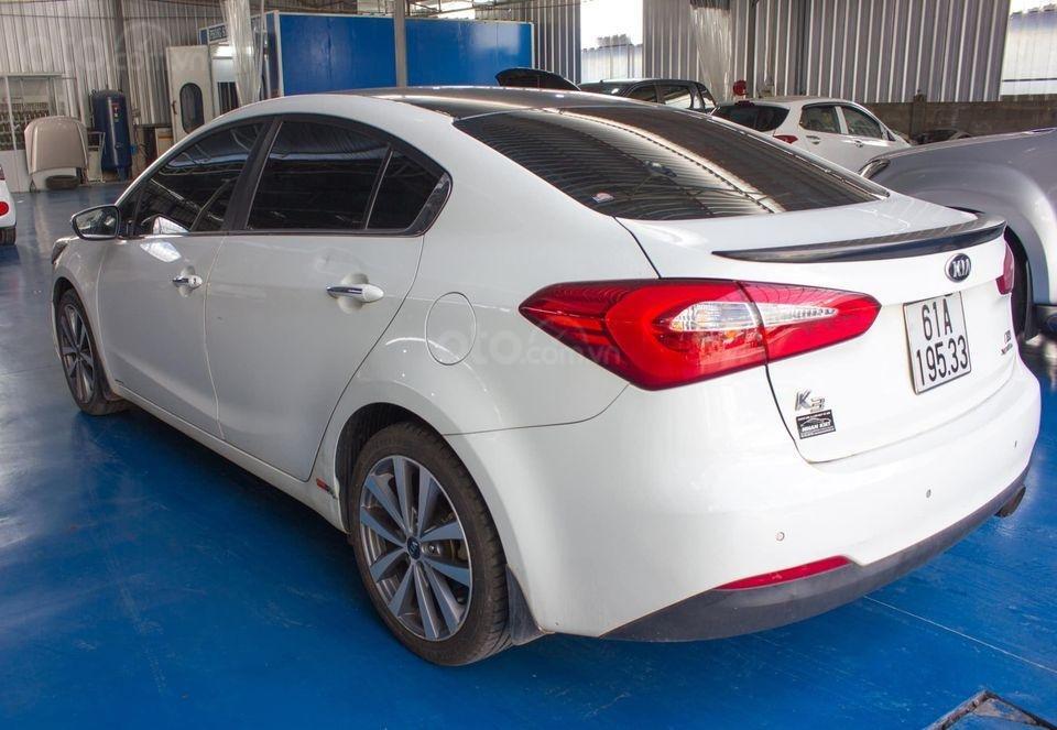 Bán Kia K3 1.6AT sx 2014 xe đẹp giá đẹp (3)