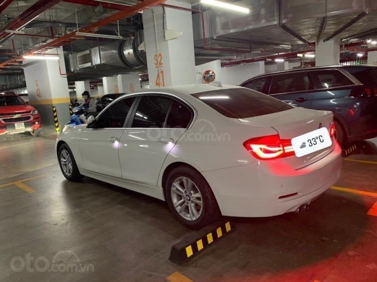Bán BMW 3 Series 320 LCI đời 2016, màu trắng, xe nhập chính chủ (3)