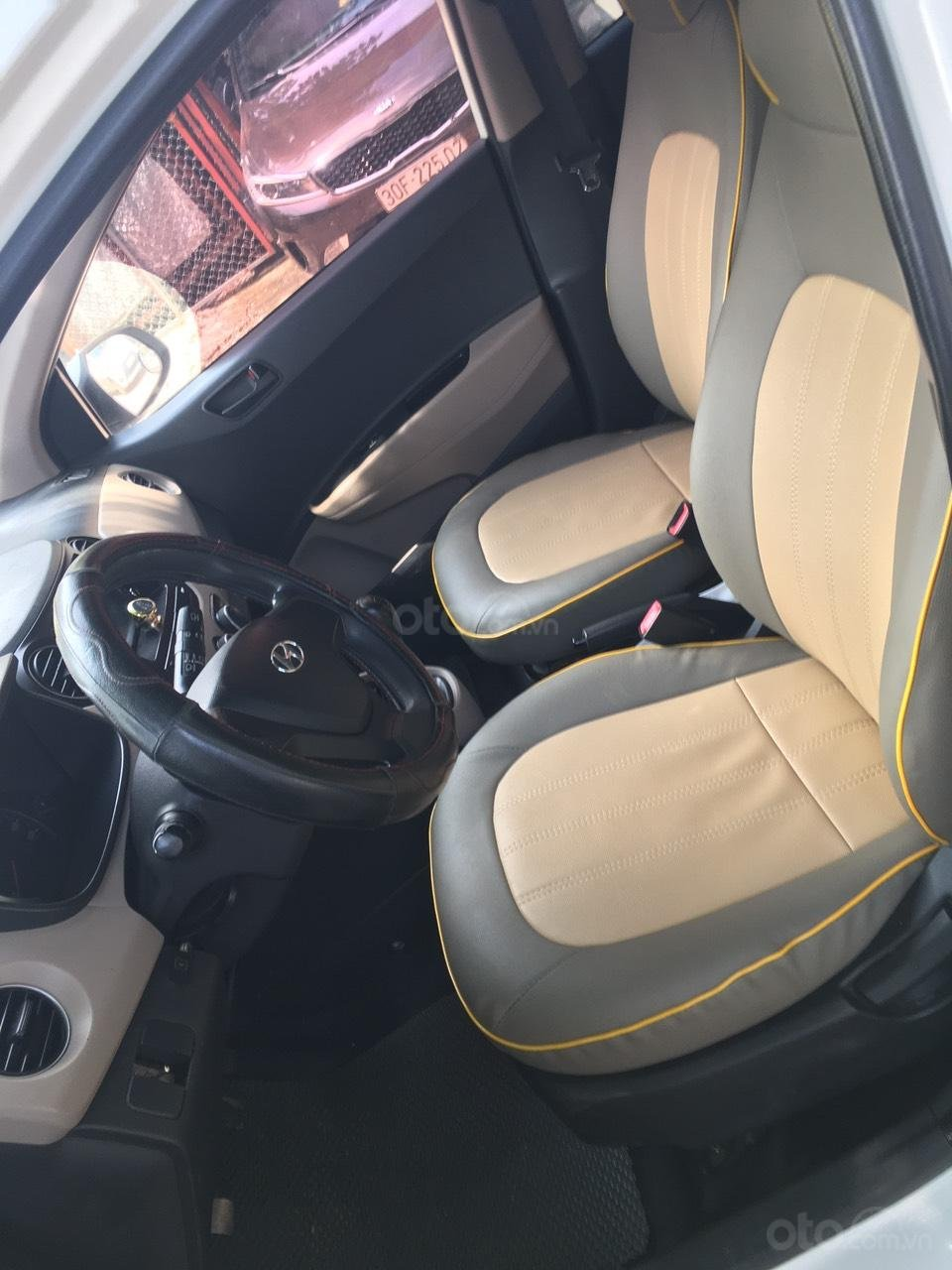 Cần bán xe Hyundai Grand i10 đời 2014, giá tốt (8)