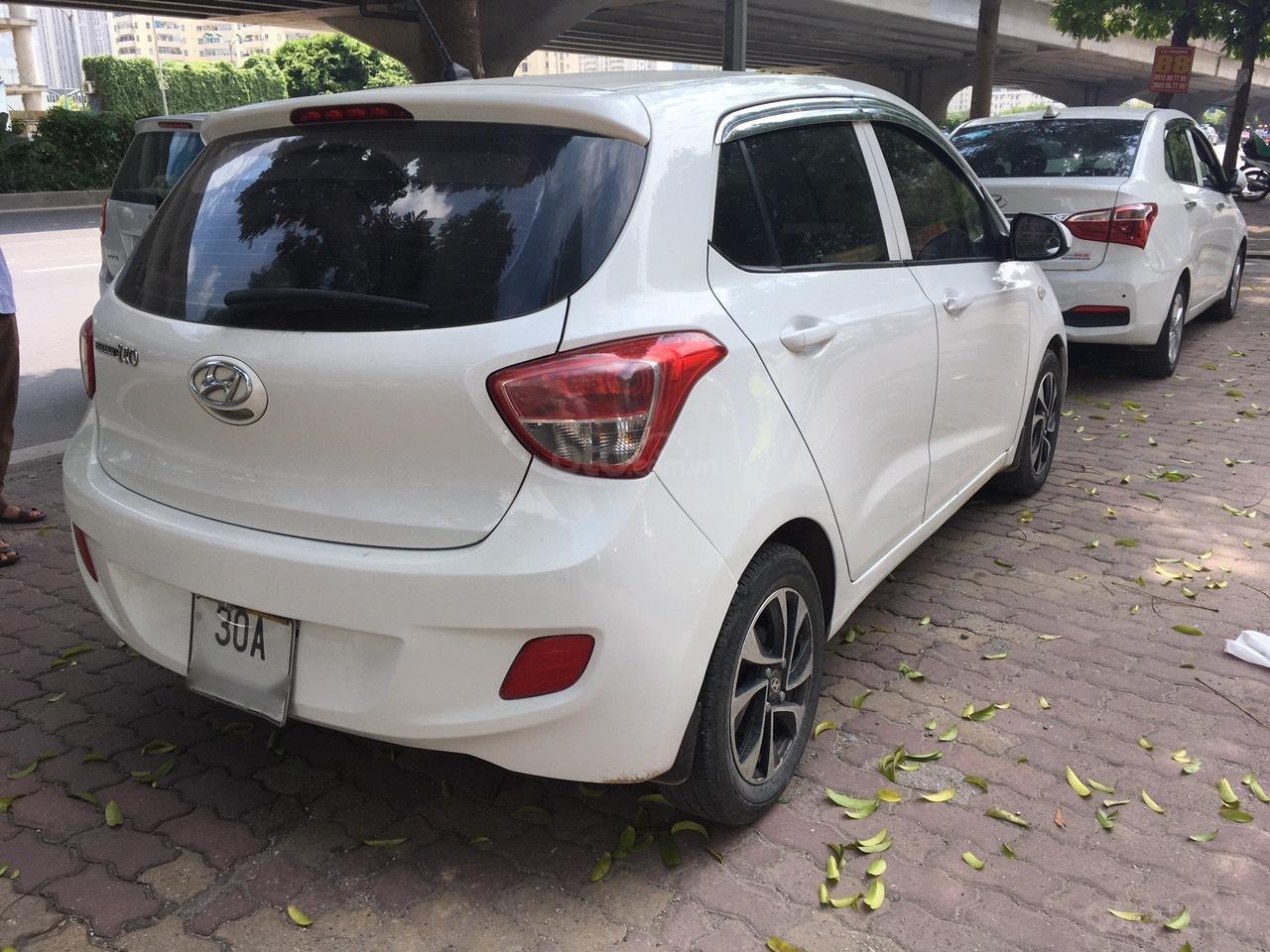 Cần bán xe Hyundai Grand i10 đời 2014, giá tốt (4)