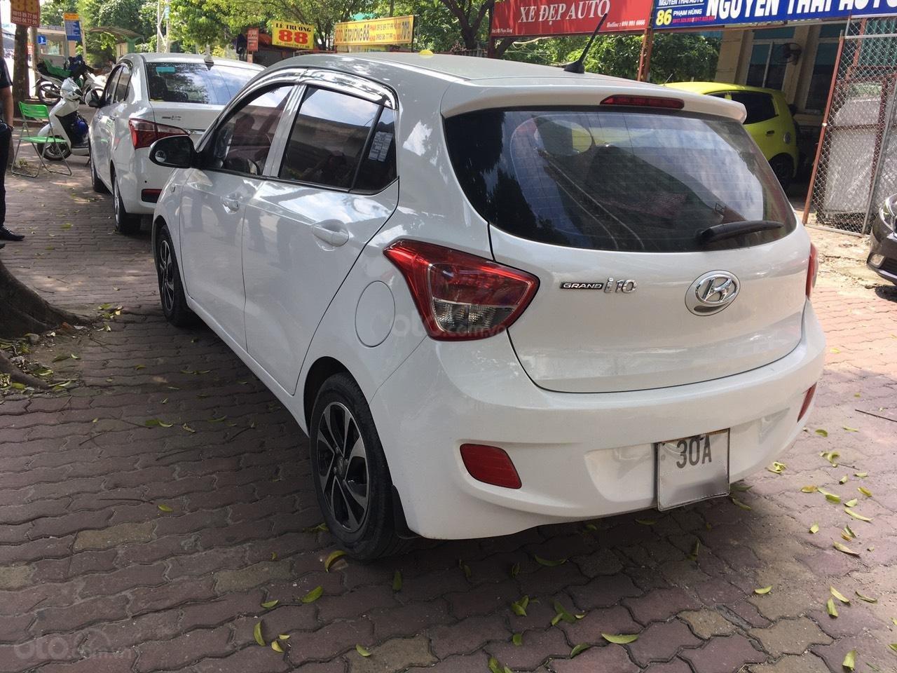 Cần bán xe Hyundai Grand i10 đời 2014, giá tốt (5)