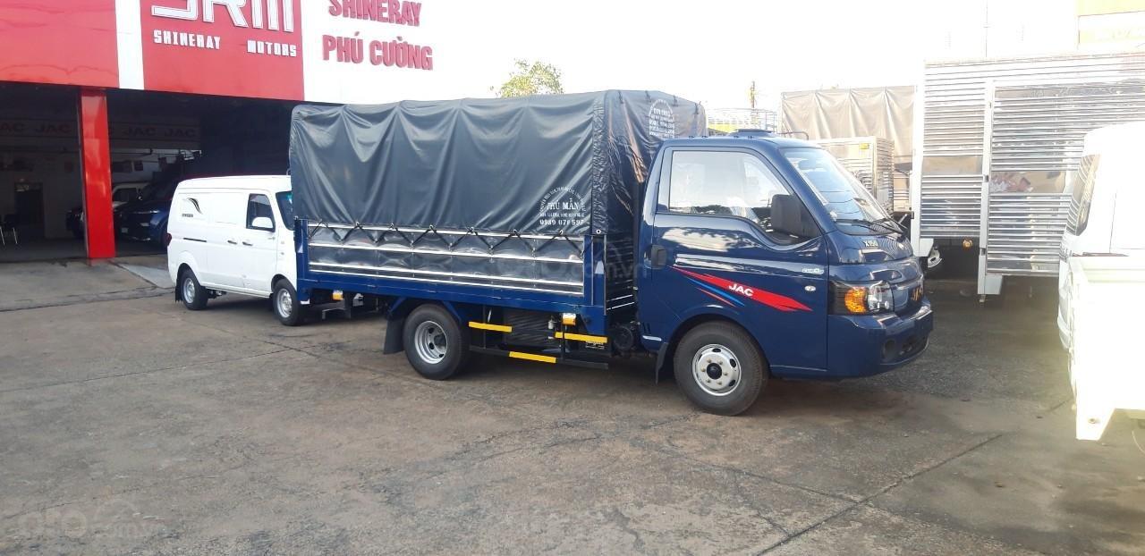 Xe tải JAC X150 1.5 tấn 2020, bán trả góp 70 triệu nhận xe bao đậu hồ sơ ngân hàng (4)