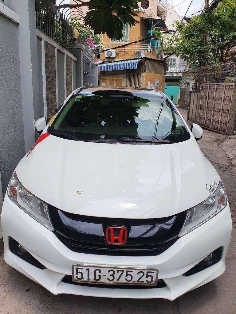 Bán Honda City đời 2017, màu trắng, giá tốt (1)