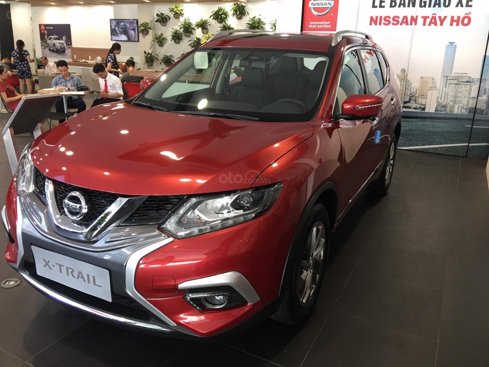 Giá hot miền Bắc: Nissan Xtrail 2.5 SV Luxury - giá 900 triệu nhiều ưu đãi lớn, hỗ trợ trả góp 80%, trải nghiệm lái thử (3)