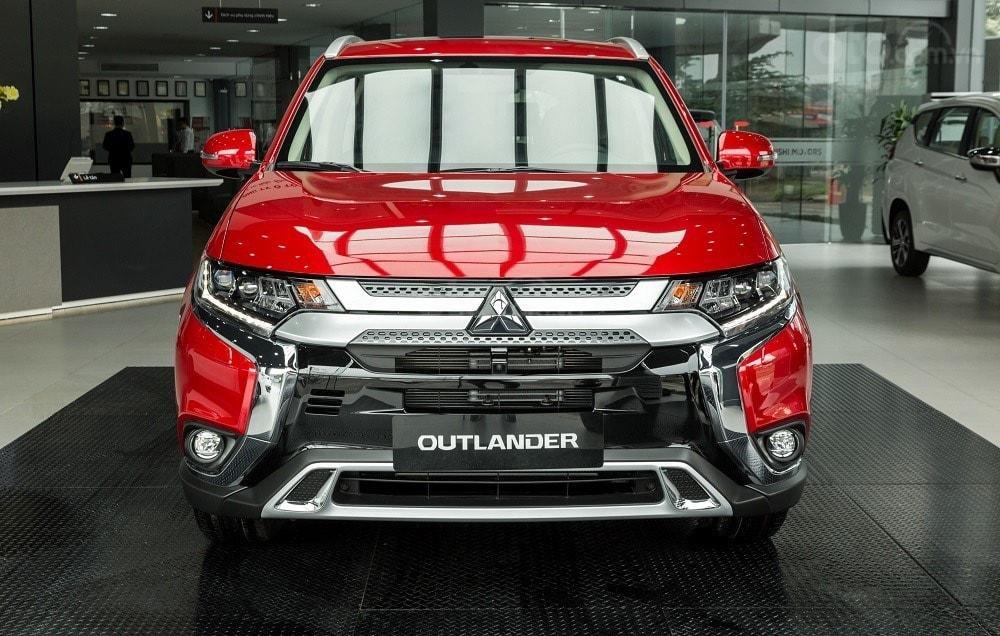Mitsubishi Outlander 2020 - hỗ trợ vay 80% - đủ màu giao ngay (1)