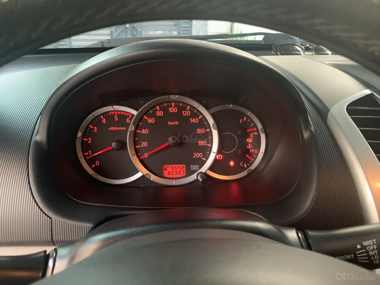 Bán Mitsubishi Triton sản xuất năm 2009, màu xanh lam, nhập khẩu còn mới (6)