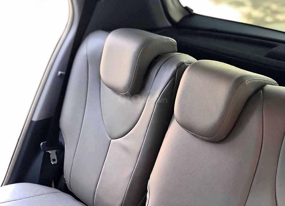 Bán Toyota Yaris 1.3 AT sản xuất 2010, màu xanh lam, nhập khẩu chính chủ (5)