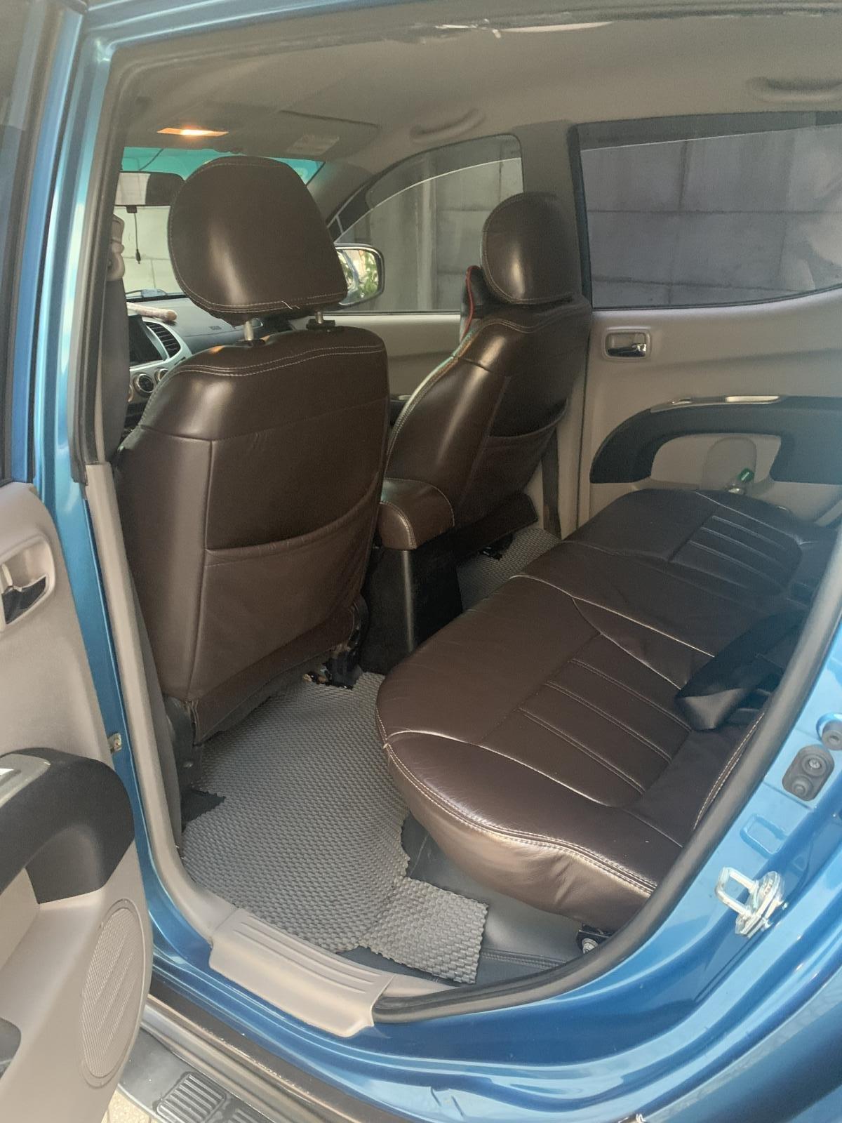 Bán Mitsubishi Triton sản xuất năm 2009, màu xanh lam, nhập khẩu còn mới (5)