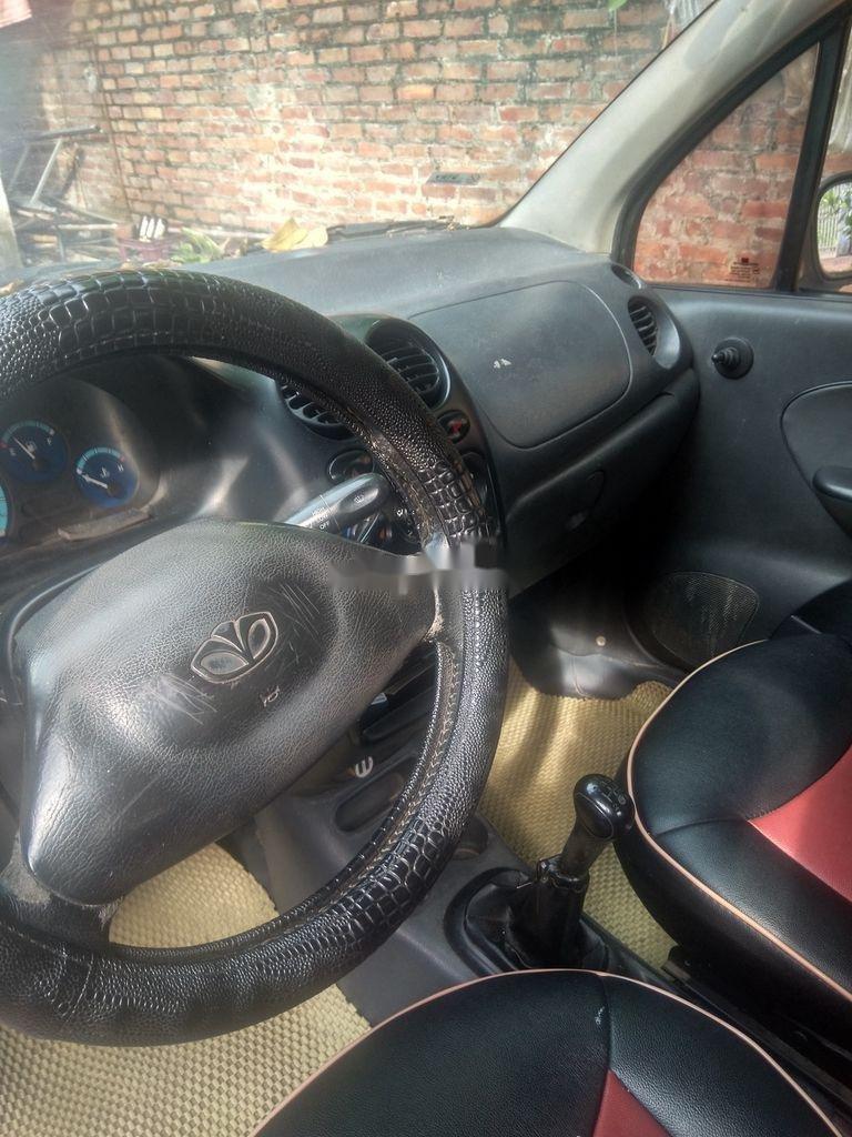 Bán Daewoo Matiz sản xuất 2003 còn mới, giá chỉ 52 triệu (5)