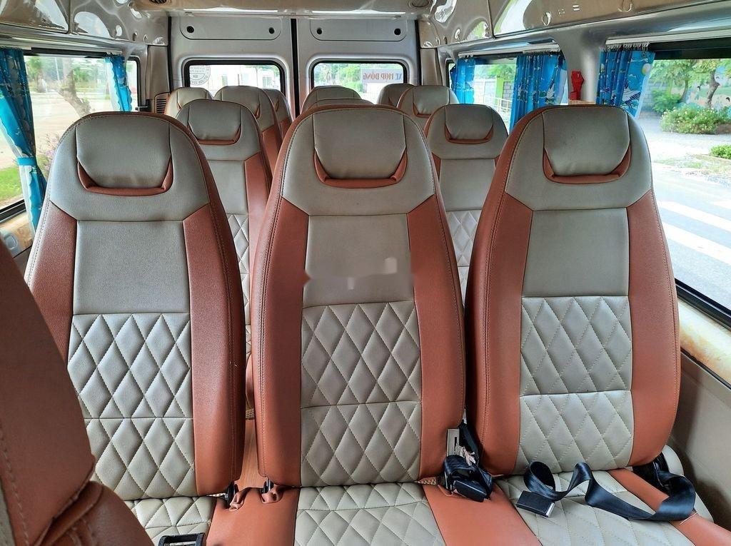 Bán Ford Transit đời 2015, màu bạc, 365tr (8)