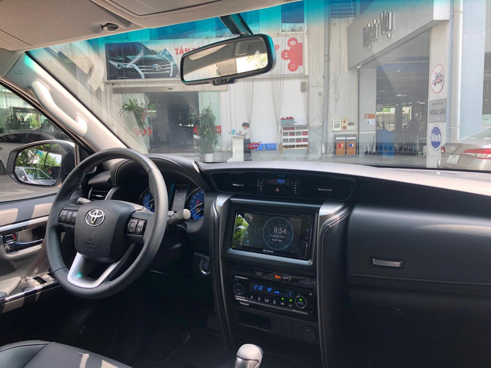 Giá lăn bánh Toyota Fortuner 2021 - Ảnh 1.