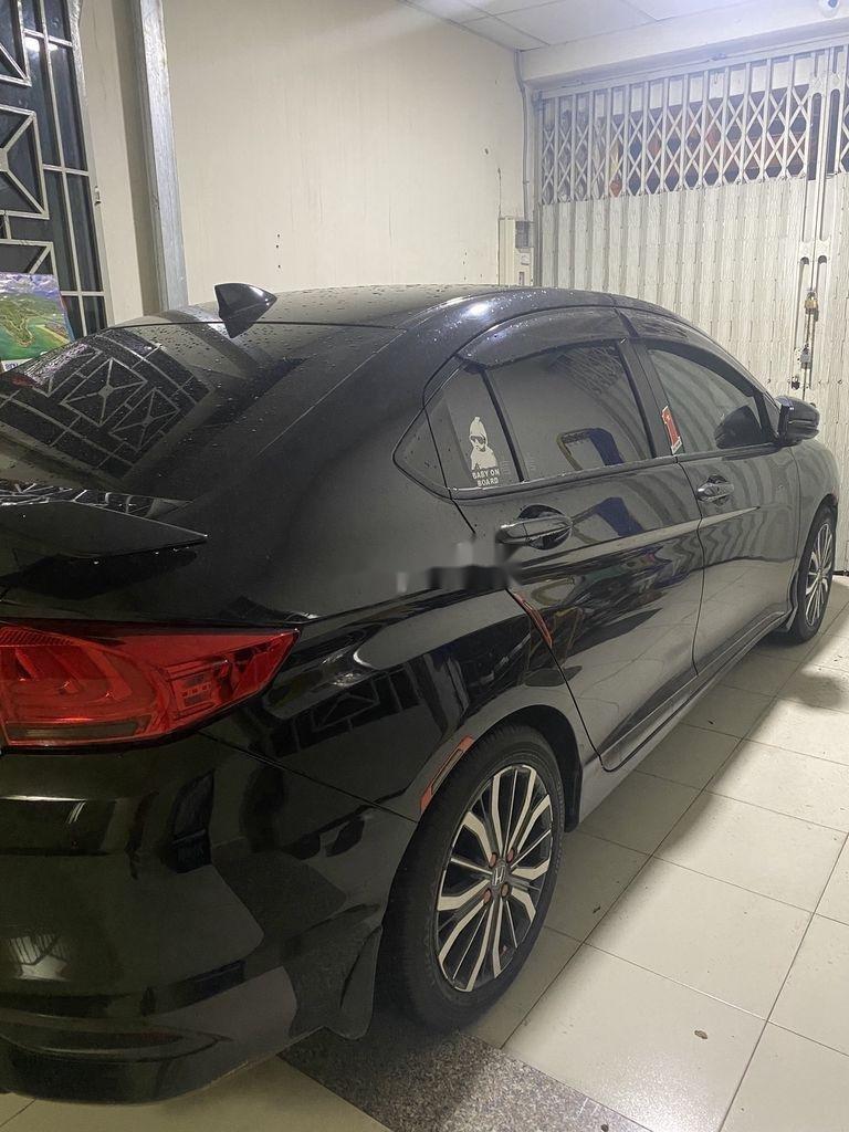 Chính chủ bán Honda City TOP 1.5AT 2018, màu đen (2)