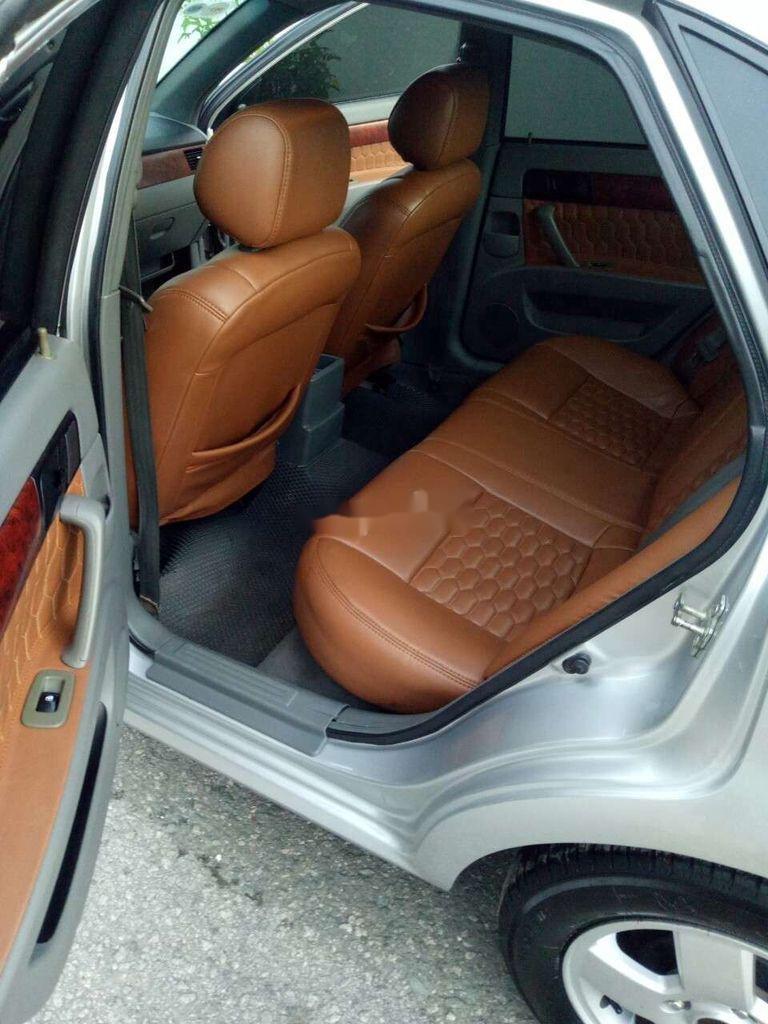 Bán xe Daewoo Lacetti năm 2010, màu bạc, xe nhập (9)