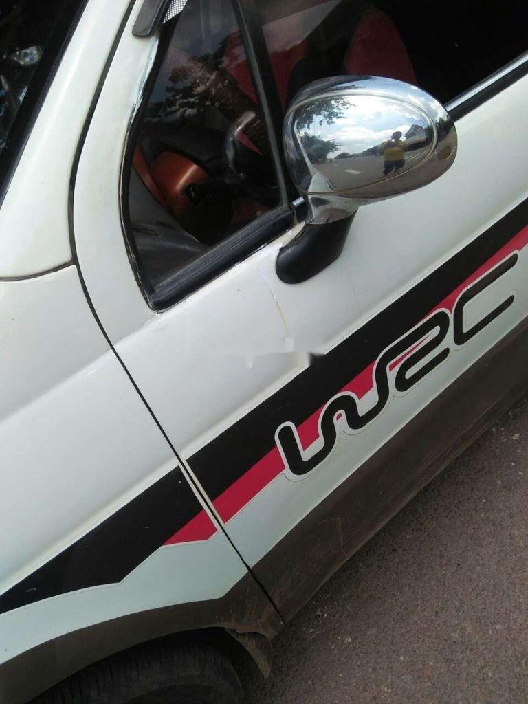 Cần bán lại xe Daewoo Matiz 2000, màu trắng, nhập khẩu nguyên chiếc, giá 57tr (2)