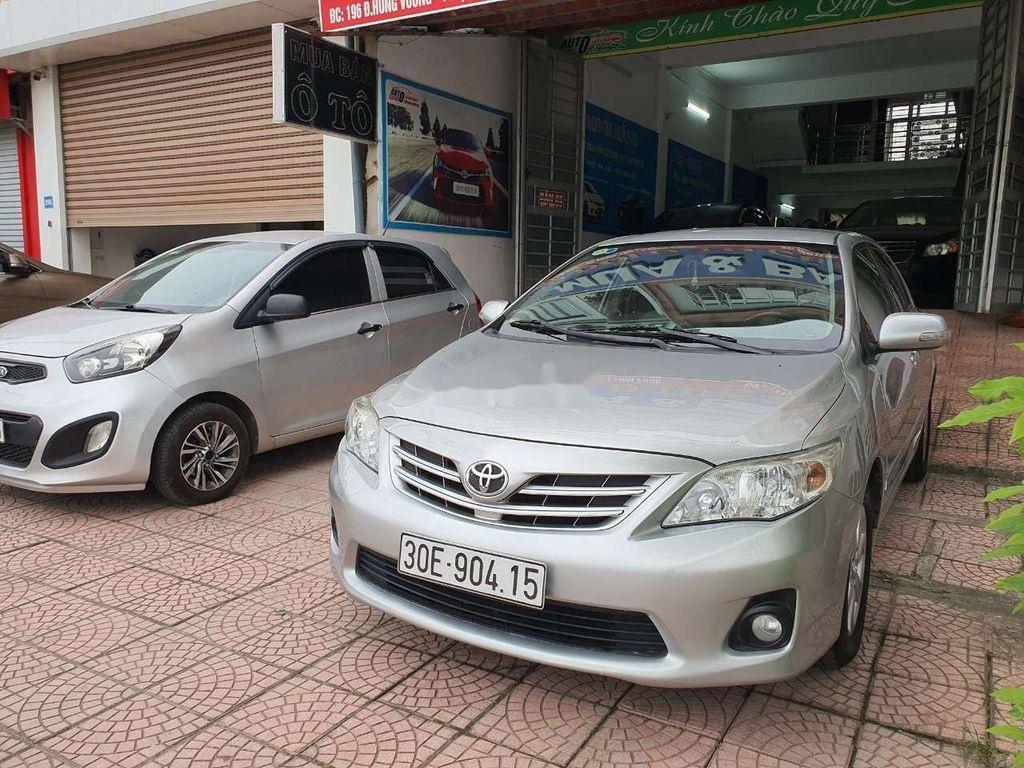 Bán xe Toyota Corolla Altis sản xuất 2010, giá thấp, xe còn mới (5)