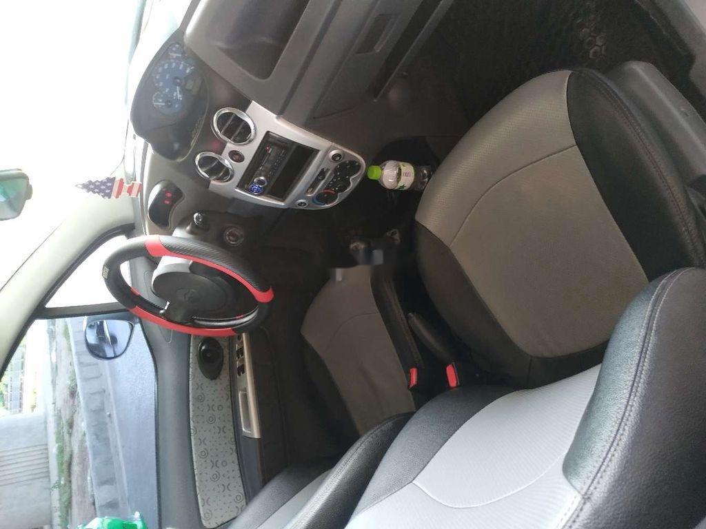 Bán Chevrolet Spark năm 2011, màu bạc, số sàn, giá chỉ 118 triệu (8)