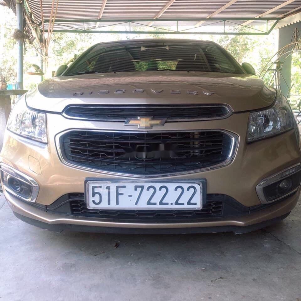 Bán Chevrolet Cruze năm sản xuất 2017, nhập khẩu nguyên chiếc còn mới, giá 370tr (12)
