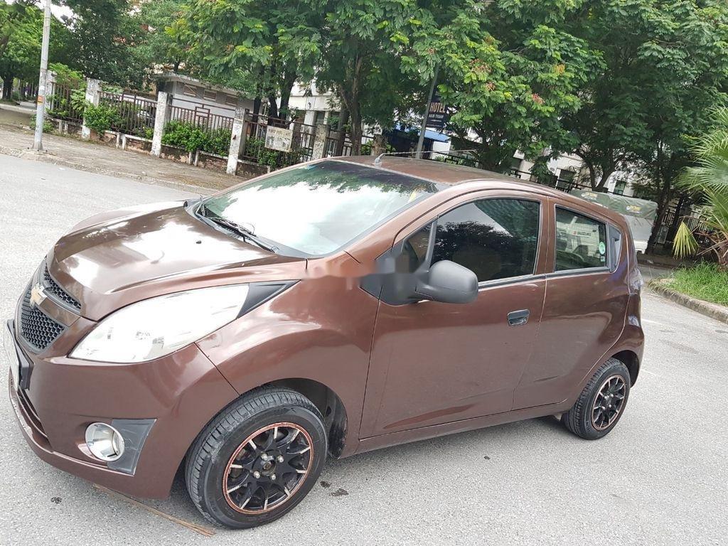 Bán Chevrolet Spark năm 2011, nhập khẩu nguyên chiếc còn mới, 135tr (4)