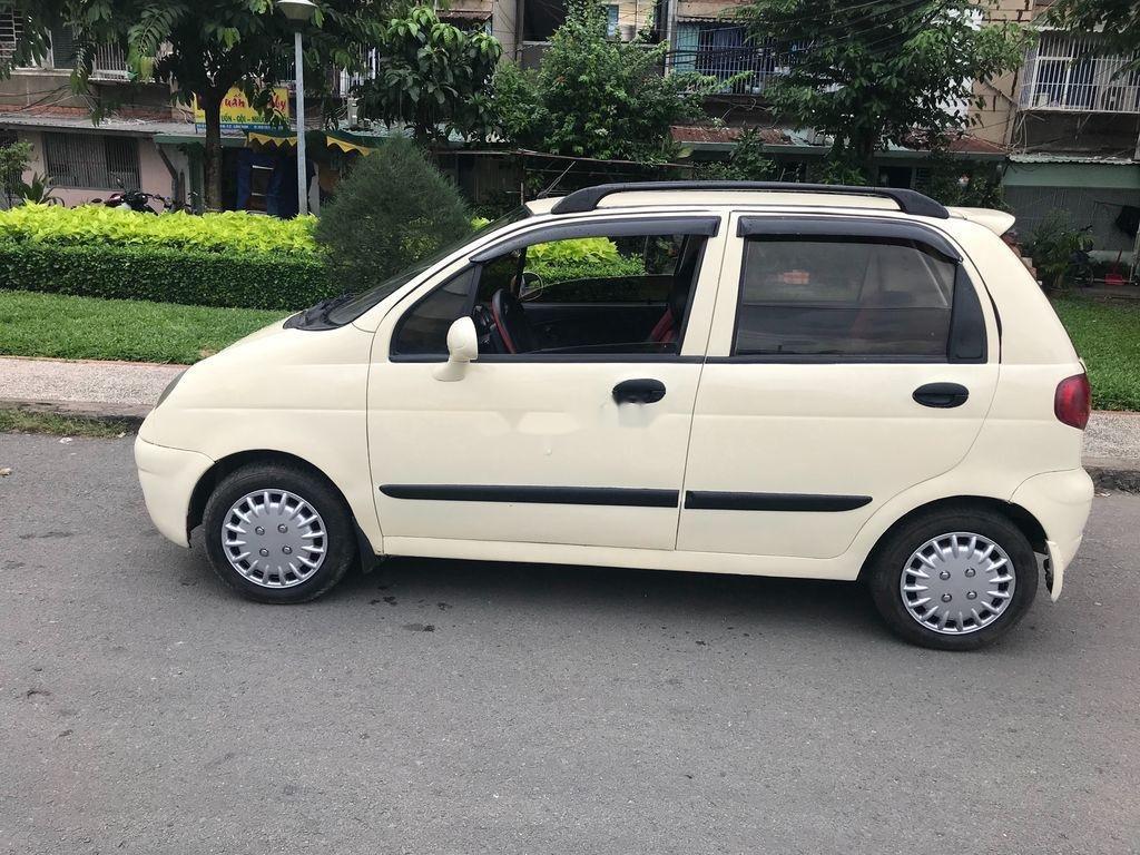 Cần bán lại xe Daewoo Matiz 2005, màu kem (be) còn mới (1)