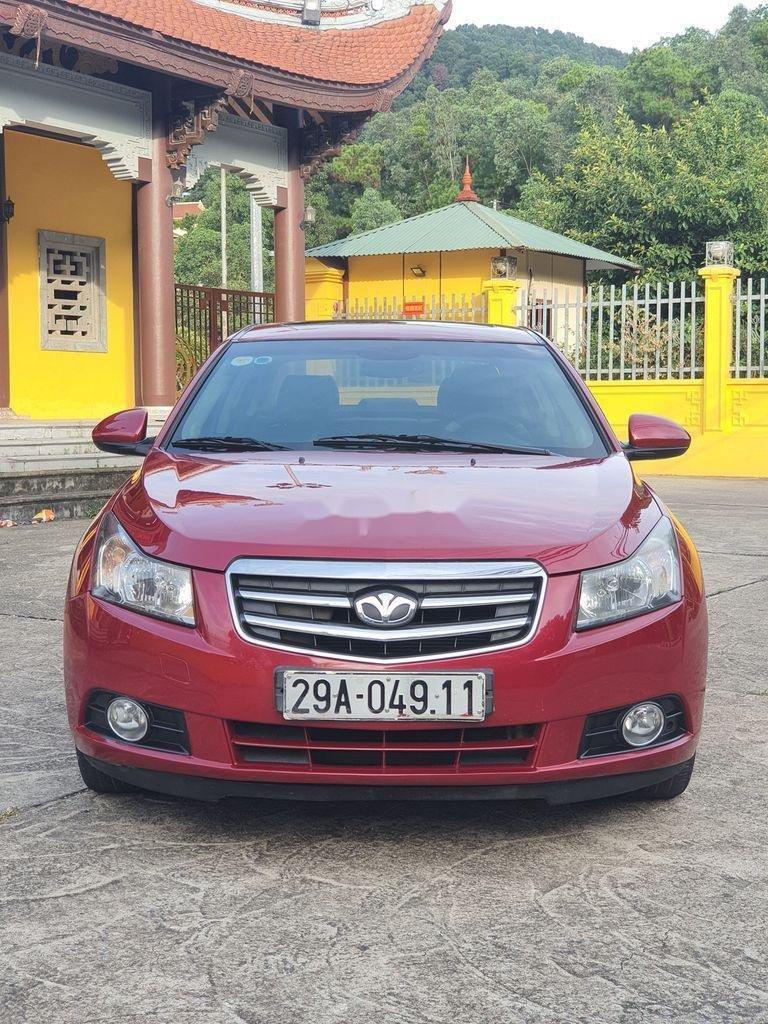 Cần bán lại xe Daewoo Lacetti sản xuất 2010, nhập khẩu giá cạnh tranh (2)