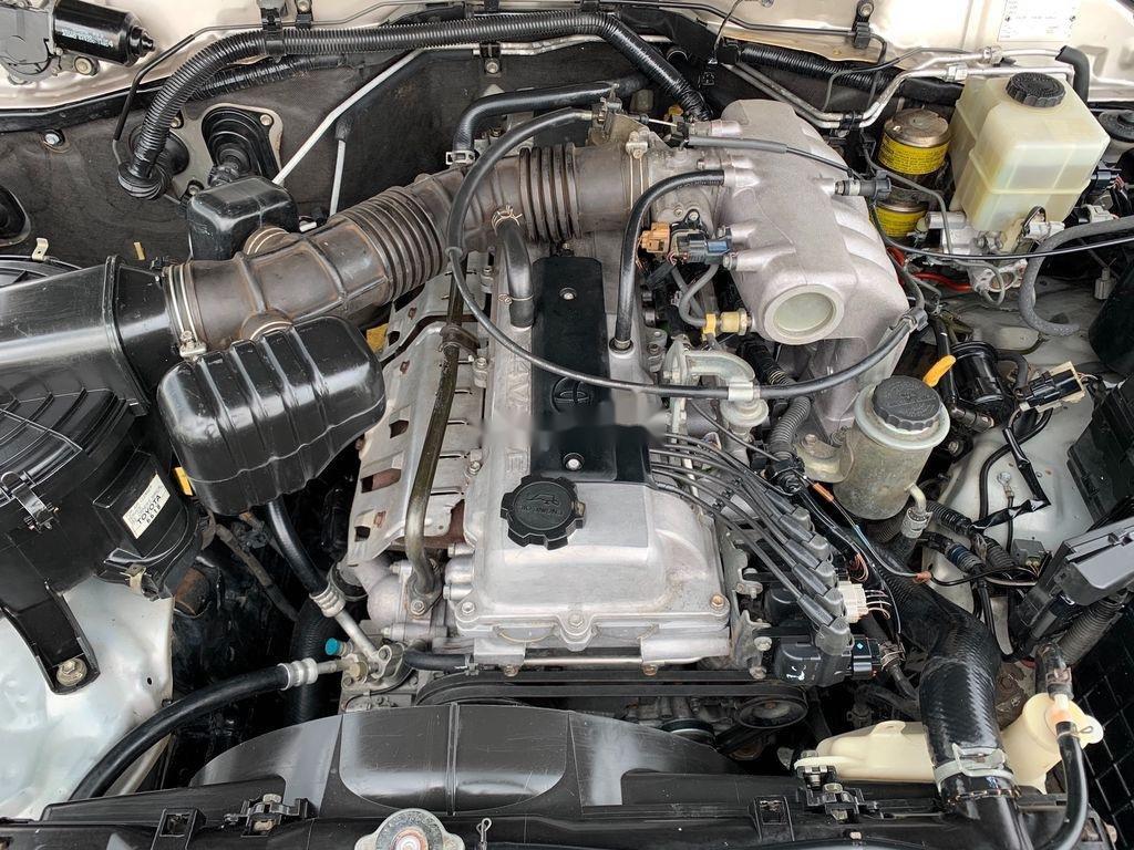 Cần bán lại xe Toyota Land Cruiser 2004, màu bạc (8)