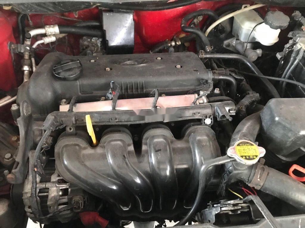 Bán Hyundai i20 sản xuất 2011, màu đỏ, nhập khẩu số tự động (8)