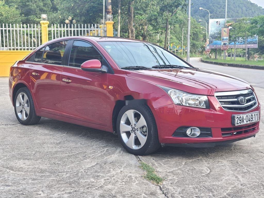 Cần bán lại xe Daewoo Lacetti sản xuất 2010, nhập khẩu giá cạnh tranh (1)