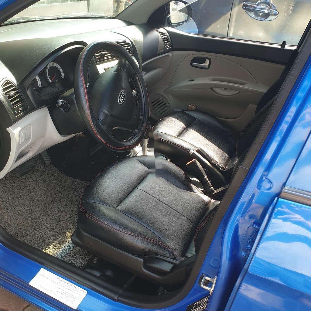 Bán ô tô Kia Picanto sản xuất 2007, nhập khẩu còn mới, giá tốt (8)