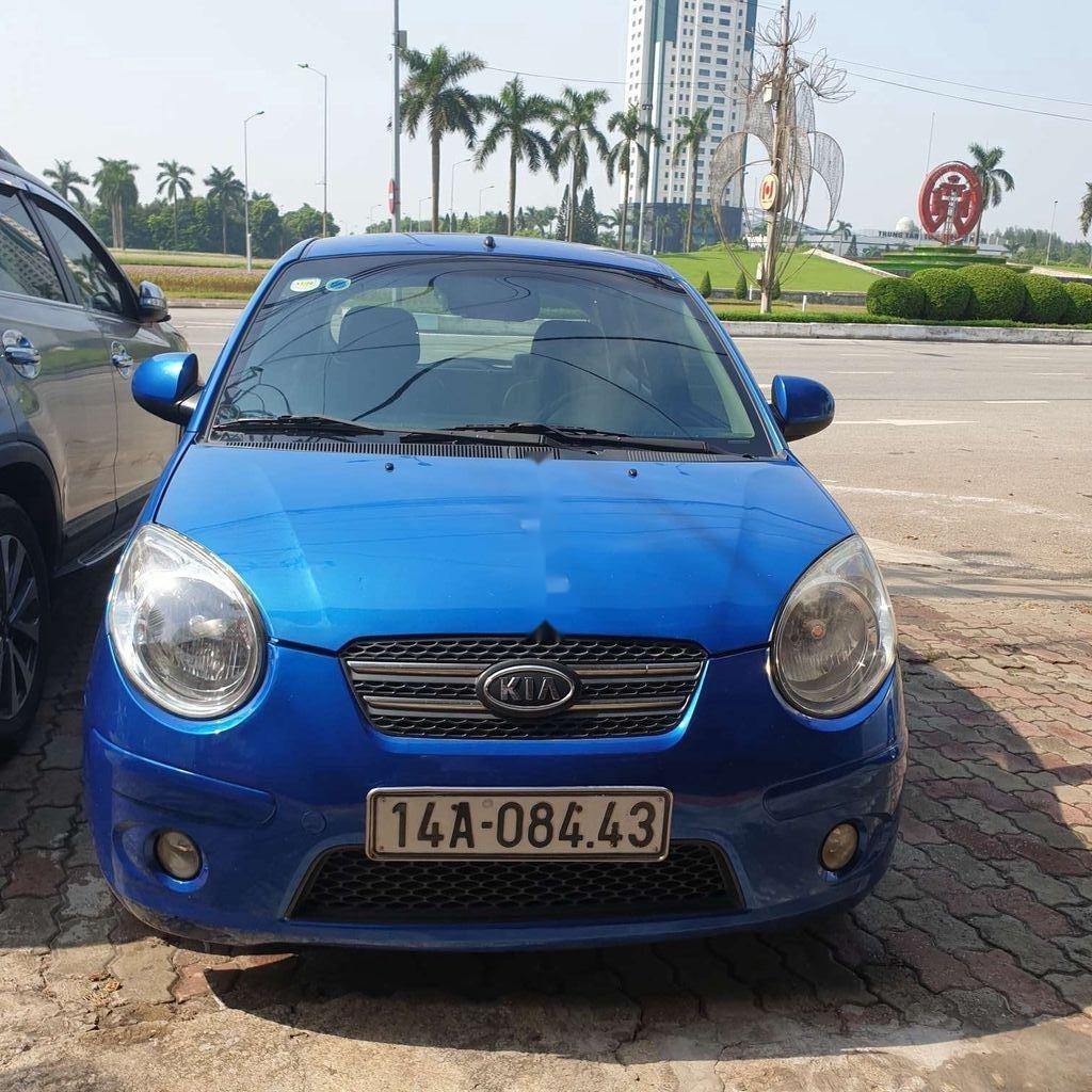 Bán ô tô Kia Picanto sản xuất 2007, nhập khẩu còn mới, giá tốt (1)