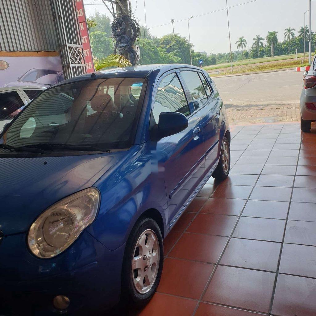 Bán ô tô Kia Picanto sản xuất 2007, nhập khẩu còn mới, giá tốt (4)