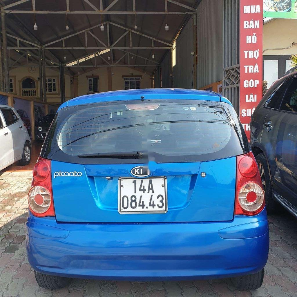Bán ô tô Kia Picanto sản xuất 2007, nhập khẩu còn mới, giá tốt (3)