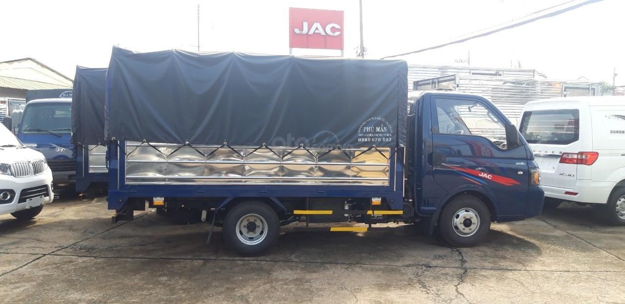 Xe tải JAC X150 1.5 tấn 2020, bán trả góp 70 triệu nhận xe bao đậu hồ sơ ngân hàng (6)
