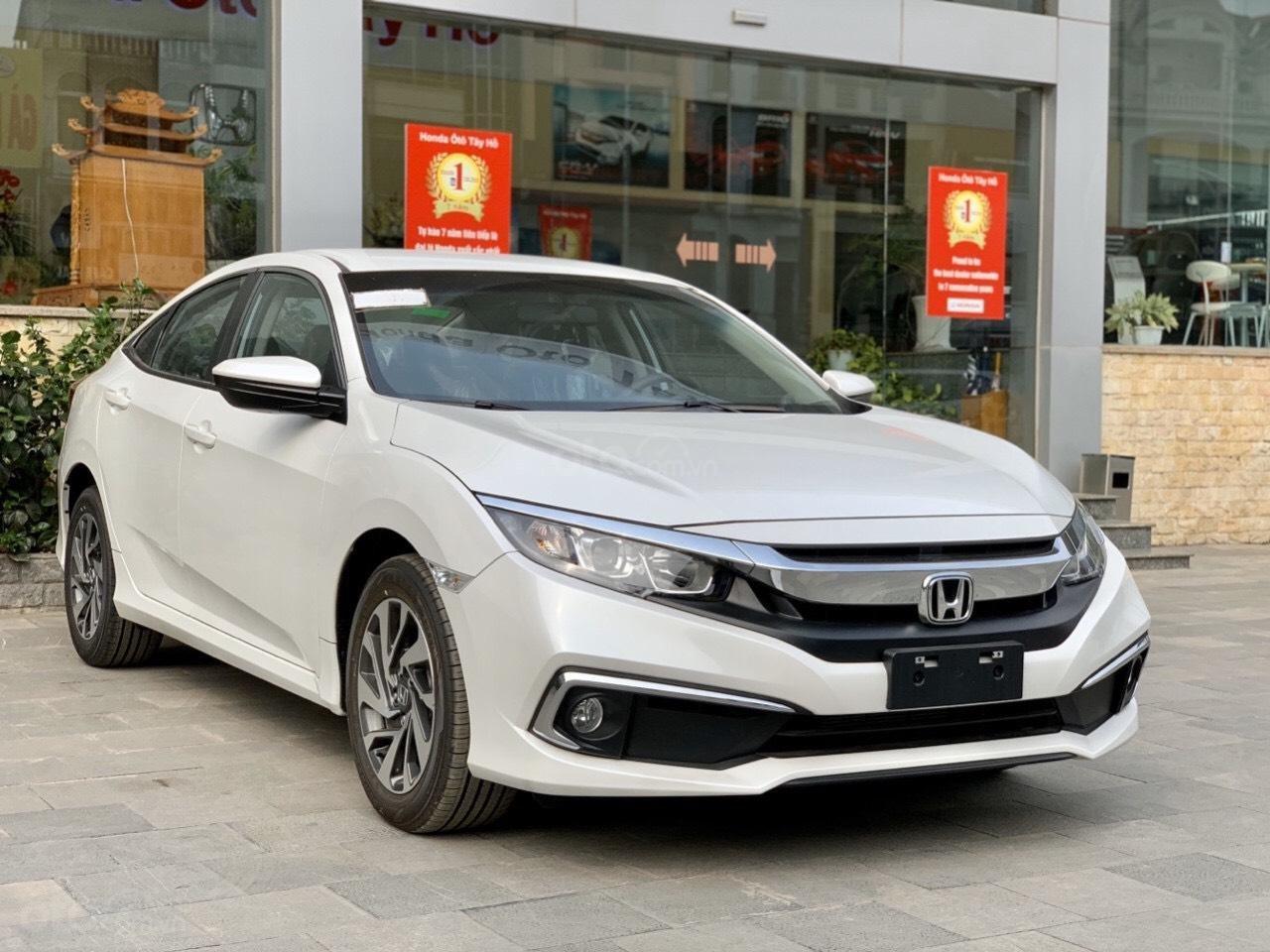 Siêu khuyến mãi Honda Civic 2020 nhập khẩu, khuyến mại 80 triệu tiền mặt, phụ kiện (1)