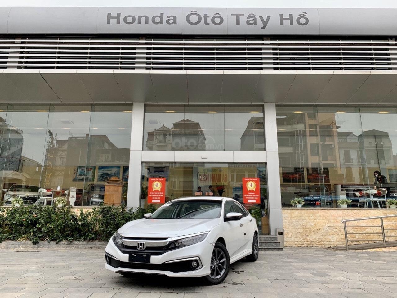 Siêu khuyến mãi Honda Civic 2020 nhập khẩu, khuyến mại 80 triệu tiền mặt, phụ kiện (6)